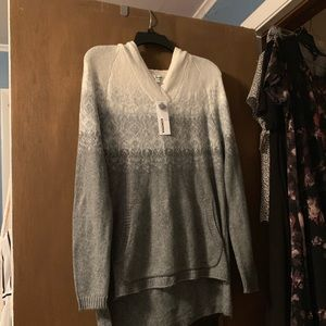 Sonoma Hi Low Sweater